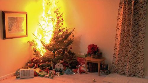 The last thing anyone wants at Christmas is a needless fire