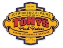 Logo for Tonys Panel Beaters