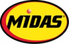 Logo for Midas Car Care - Onehunga