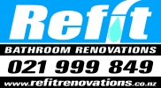 Refit Bathroom Renovations Ltd logo