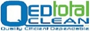 QED Total Clean logo
