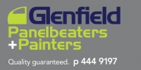 Glenfield Panelbeaters & Painters Ltd logo