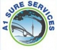 A1 Sure Services logo
