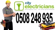 City Electricians Ltd logo