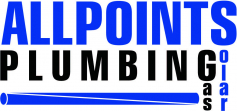 Allpoints Plumbing, Gas and Solar logo