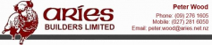 Aries Builders Limited logo