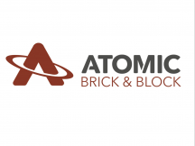 Atomic Brick And Block logo