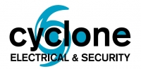 Cyclone Electrical & Security Auckland logo