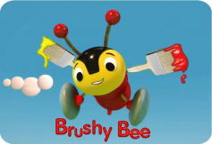 Brushy Bee Ltd logo