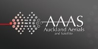 AAAS Auckland Aerials and Satellite logo