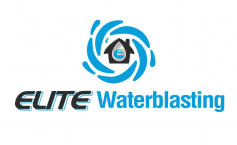 Elite Waterblasting Ltd logo