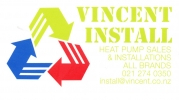 Vincent Install Ltd logo