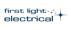 First Light Electrical logo