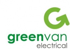 Green Van Electrical logo