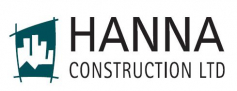 Hanna Construction Ltd  logo