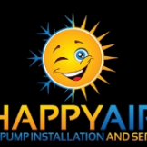 Happy Air Heat Pumps logo