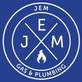 Jem Gas and Plumbing logo