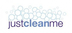 Just Clean Me logo