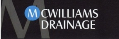 McWilliams Drainage logo