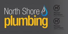 North Shore Plumbing logo