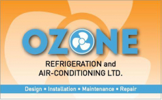 Ozone Refrigeration and Air Conditioning Ltd logo
