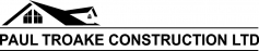 Paul Troake Construction Limited logo
