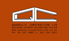 Quadrille Construction Limited logo