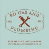 RD Gas and Plumbing LTD logo