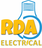 RDA Electrical logo