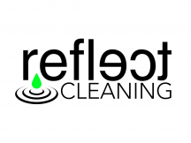 Reflect Cleaning logo