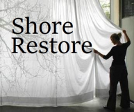Shore Restore Curtain Cleaning logo