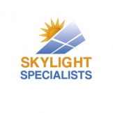 "Skylight Specialists ""a Division of ADS"" logo"