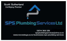 SPS Plumbing Services Ltd logo