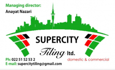 Supercity Tiling Ltd logo