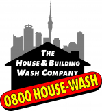 The House & Building Wash Company Limited (previously called The HouseWash Company Ltd) logo