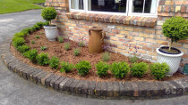 Landscaping by 1st Class Gardens Ltd