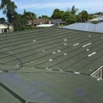 before 5 Star Roof Painting