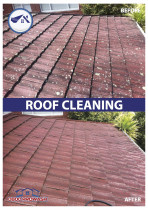 Roof cleaning - Roof cleaning and roof treatment options.