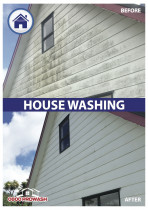 House washing - Best service Auckland wide.