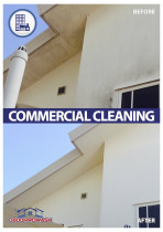 Commercial cleaning - Big jobs or small