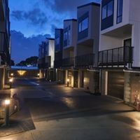 Residential outdoor lighting