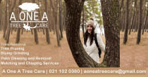 A One A Tree Care - Qualified Arborists Auckland - A One A Tree Care is New Zealand's largest network of qualified arborists specialising in tree removal, tree pruning, stump grinding, palm cleaning and removal, mulching and chipping services.