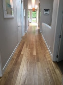 ABM Flooring Ltd - Sabrina Oak Flooring Waterbase Hallway