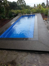 Exposed atlas longburn by Advanced Concrete