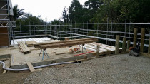 Titirangi - More floor extension
