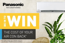 WIN the cost of your Panasonic air con back - WIN the cost of your air con back 