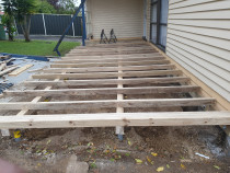 Deck by Aries Builders - Deck papatoetoe at Sonia's