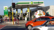 Astero Electrical Replaced old lights with new LED for BP forecourt