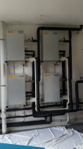 Underfloor Heating systems - Also Hot water heatpumps for domestic hot water