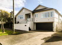 New home build. - New home build. St Heliers, Auckland residence.